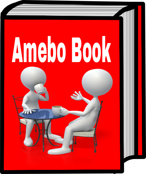 Amebo Book