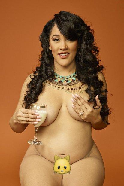 Reality tv stars naked