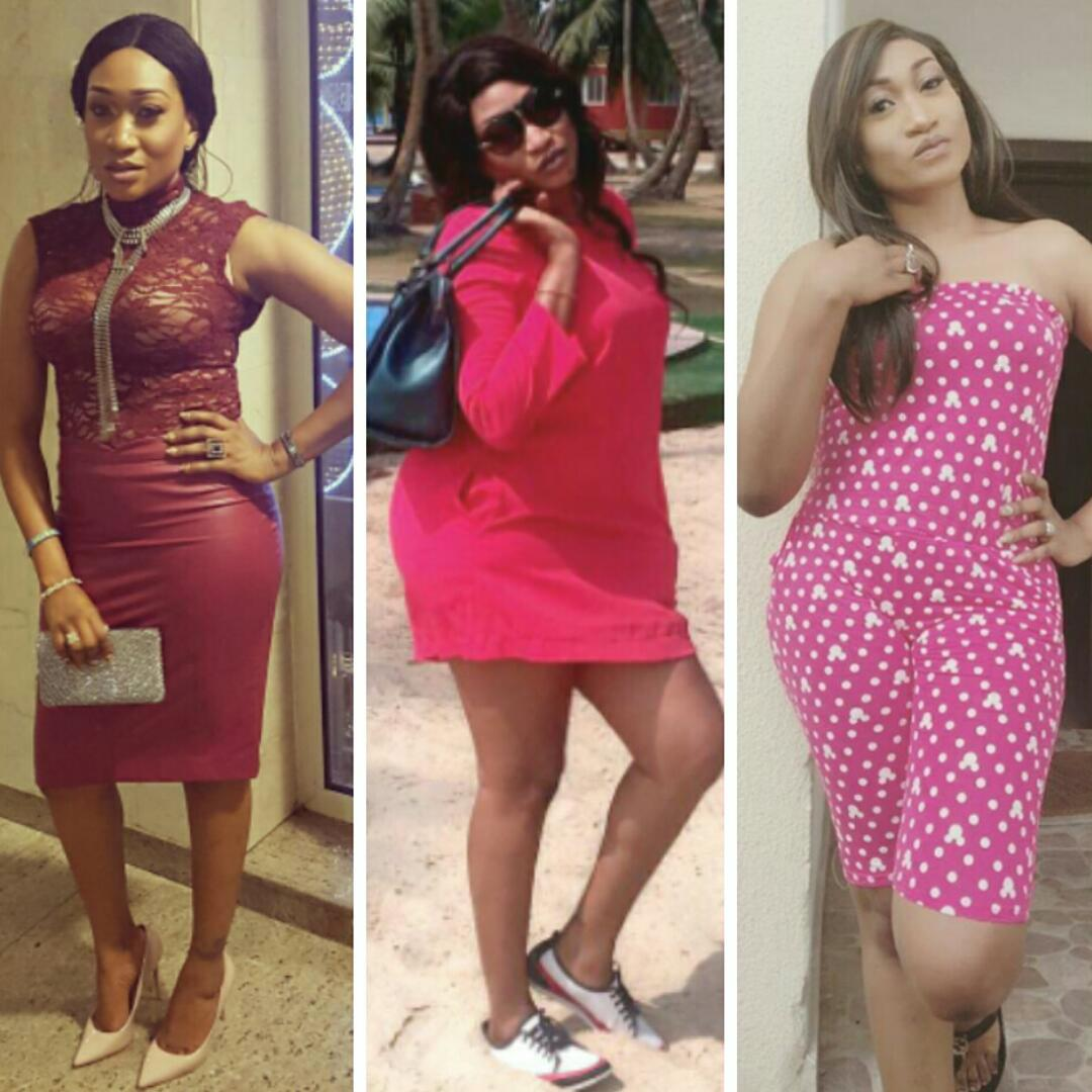 Nollywood Actress Oge Okoye Stuns In Newly Shared Photos