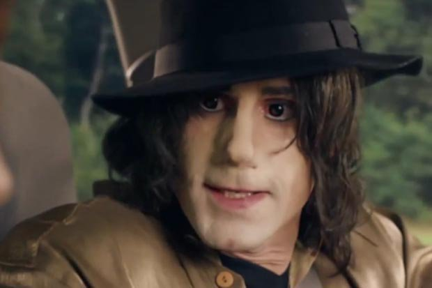 First Look At Joseph Fiennes As Michael Jackson Unveiled In 'Urban Myths' Trailer