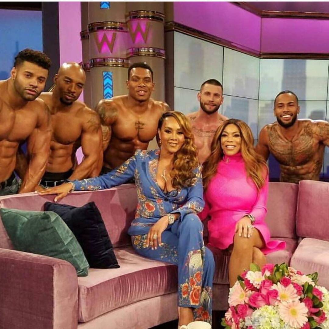 Vivica Fox Confesses Her Undying Love For 50 Cent On The Wendy Williams Show