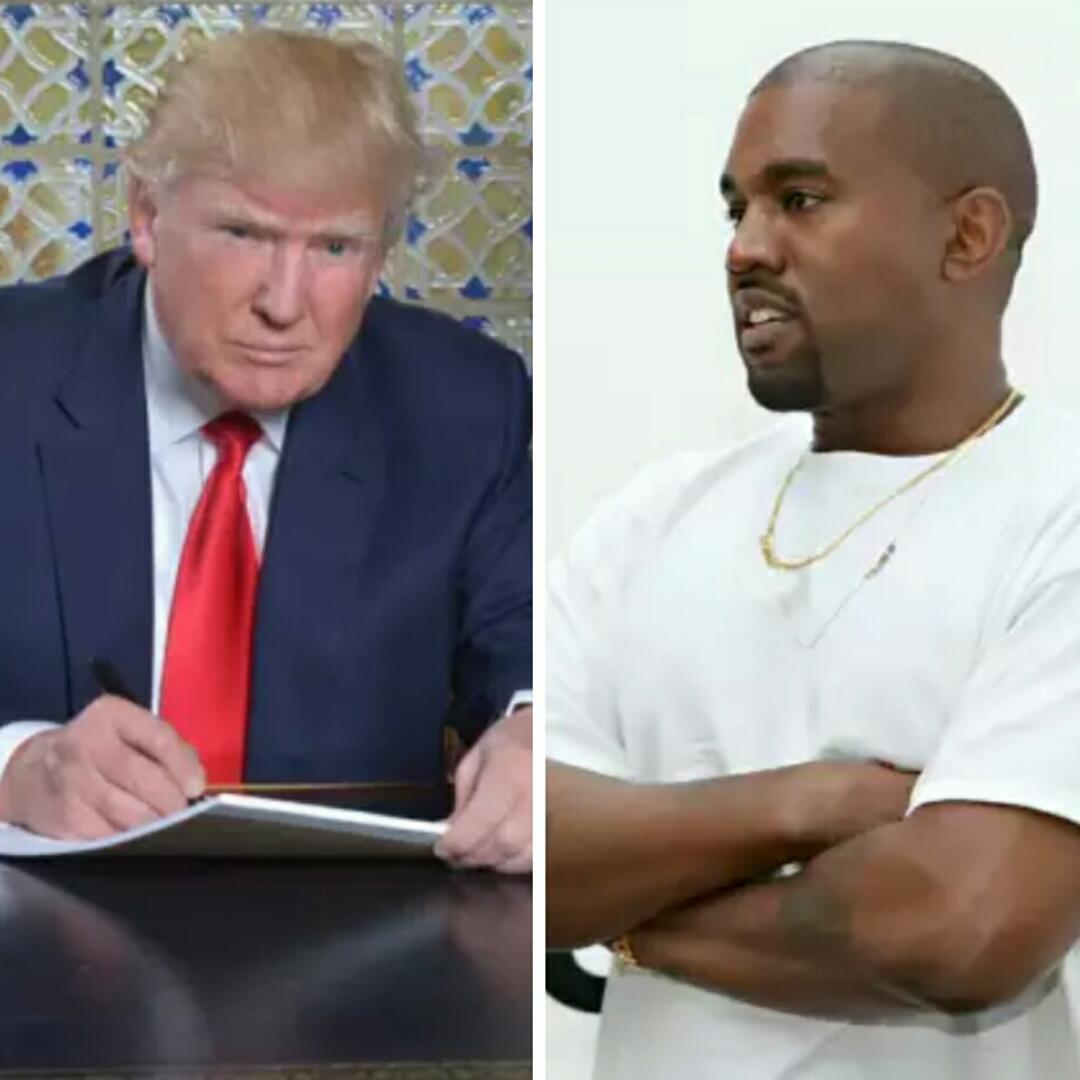 Kanye West Not Asked To Perform At Donald Trump's Inauguration Because He's Black?!