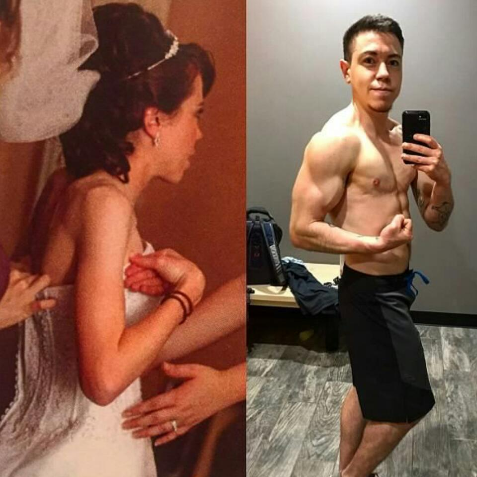 See The Transgender Man Cody Harman Who Transformed From Being A petite Housewife To A Hunk Bodybuilder