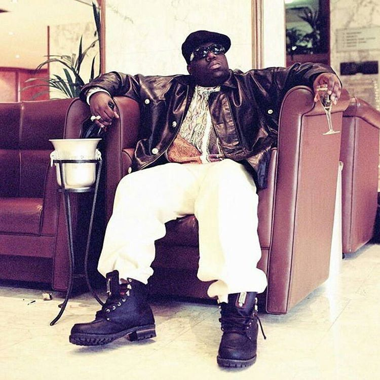 """Notorious B.I.G Had """"6 To 7 Months"""" Of Writer's Block Before """"Life After Death"""""""