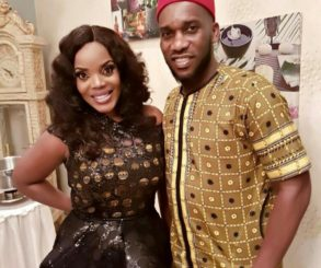Nollywood Actress Empress Njamah And Jay Jay Okocha Slay
