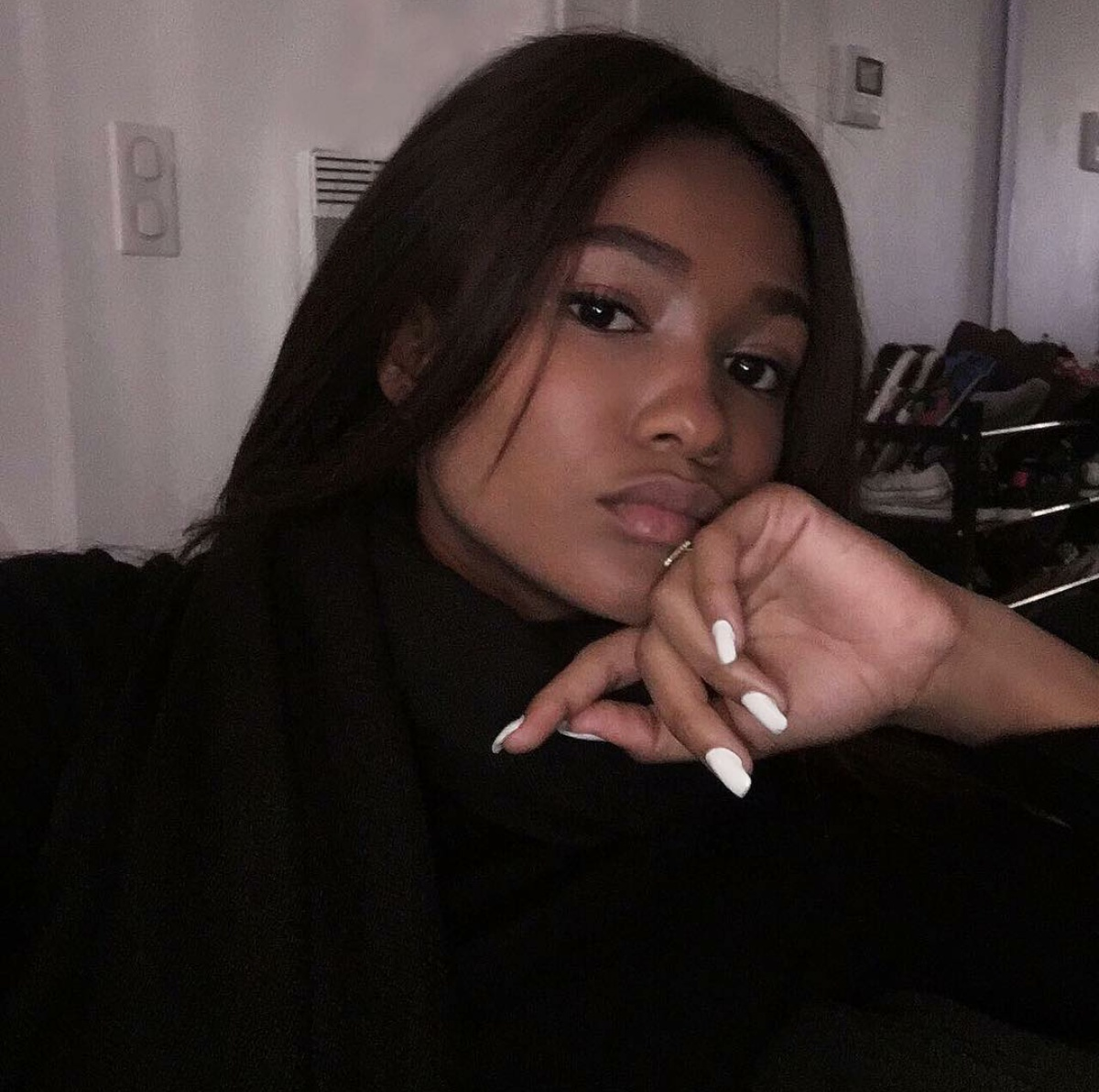 Meet Imani Ayew The Absolutely Gorgeous Daughter Of Ghanaian Legend And Former Black Stars Player Abedi Pele