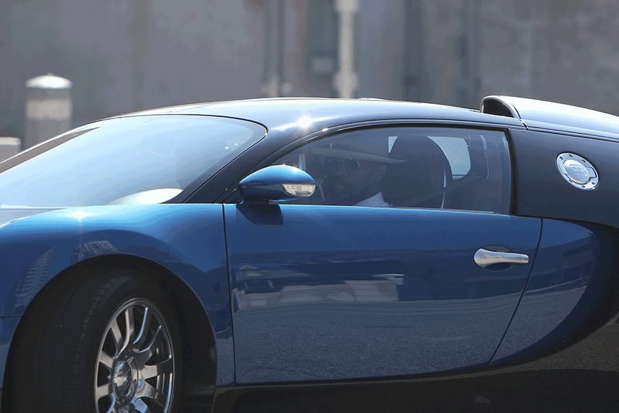 Jamie Foxx Bought This Bugatti Veyron Which Costs $2million