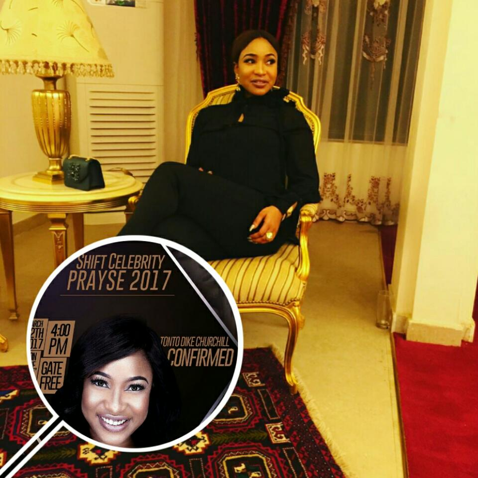 Tonto Dikeh Appears Set To Reconcile With Estranged Husband Oladunni Churchill