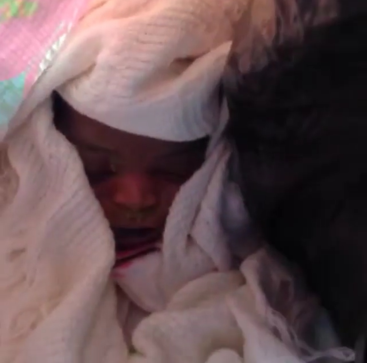 This Newborn Baby Suffocated To Death After Being Abandoned Inside A Bag In Lagos