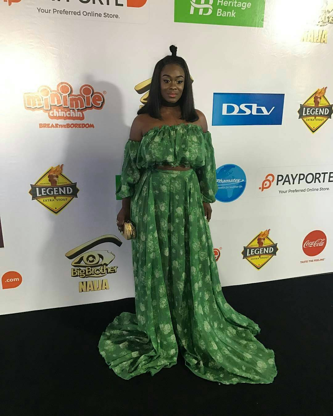 Uriel Was At The Big Brother Naija 2017 Finale 3