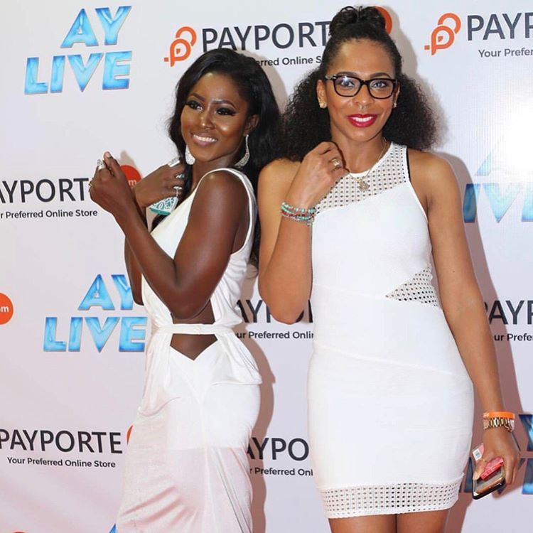TBoss, Bisola, Thin Tall Tony, Uriel, Marvis, Kemen And Others Slayed At AY Live 1