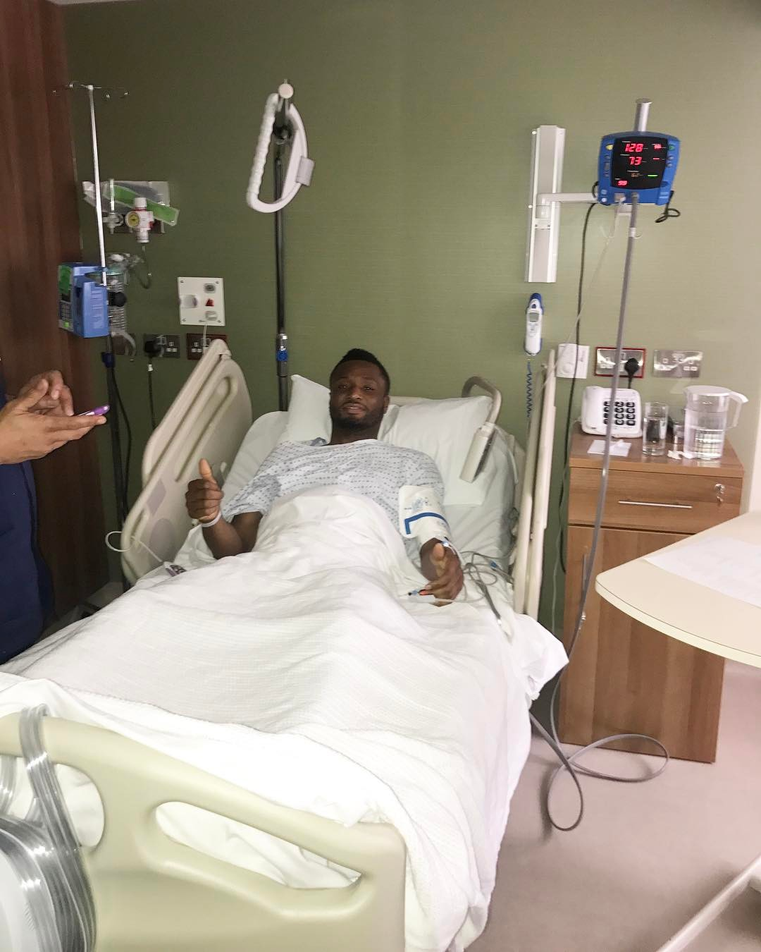 Mikel Obi Undergoes Successful Surgery And Heading Over To Rehab Next 2