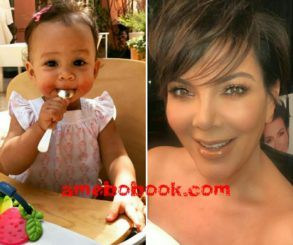 Kris Jenner Has Gifted Baby Luna A Barbie Cadillac SUV And Minnie Mouse-themed Car For First Birthday