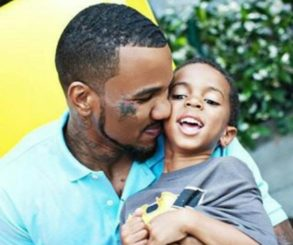 Rapper The Game Pens Epic Letter To Son King Justice Taylor As He Celebrates 10th Birthday
