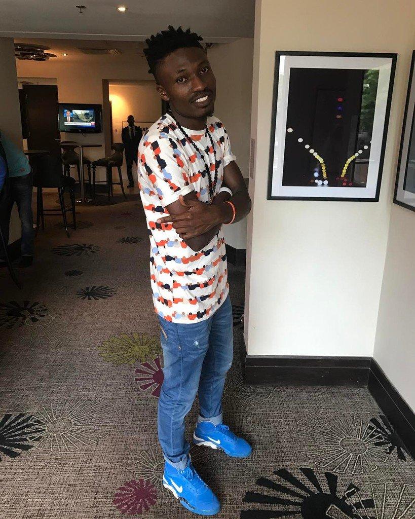 Big Brother Naija 2017 Winner Efe Has Received His SUV 3