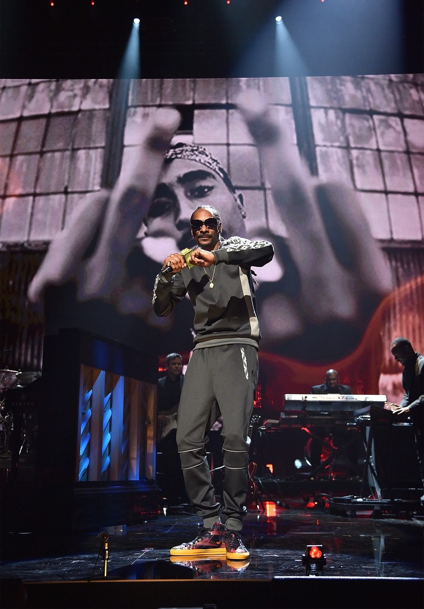 Tupac Has Been Inducted Into Rock And Roll Hall Of Fame
