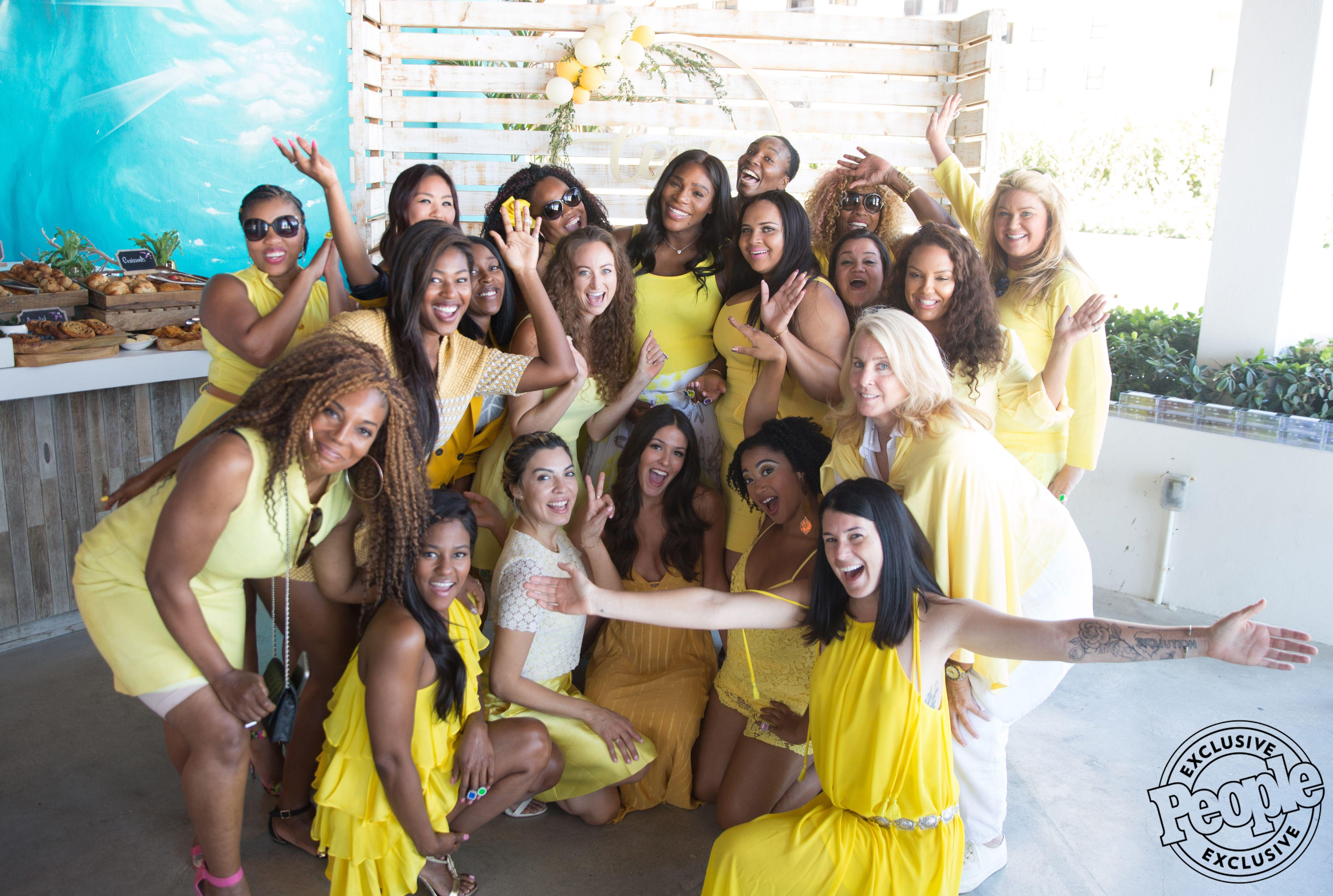 Nacho Average Bride Serena Williams 2-Day Bridal Shower 4