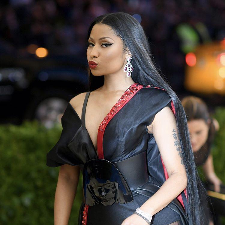 Nicki Minaj 2017 Met Gala