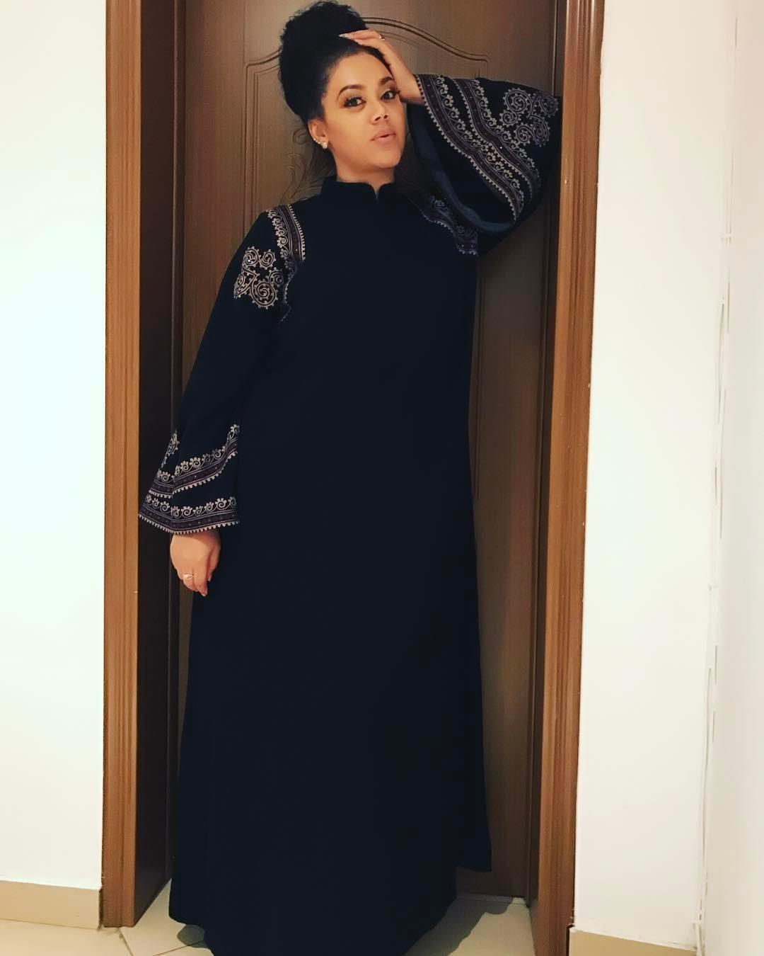 Nadia Buari 1
