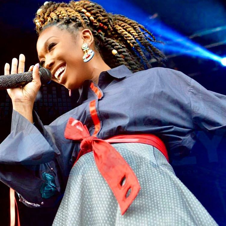 Brandy Is Already Pregnant For Boyfriend Of Just Four Months 1