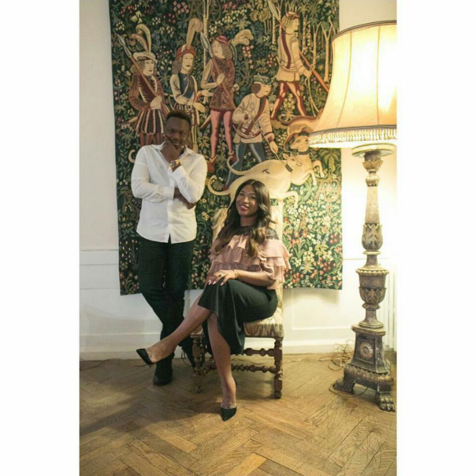 Simi Esiri Celebrates Her Singer Husband Dr Sid On His Birthday