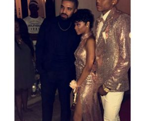 Drake Escorted His Cousin Jalaah Moore To Prom And Crashes The School Dance