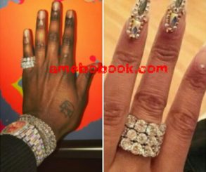 Meek Mill Has Already Given His New Girlfriend Nessa The Diamond Rings He Gave Nicki Minaj