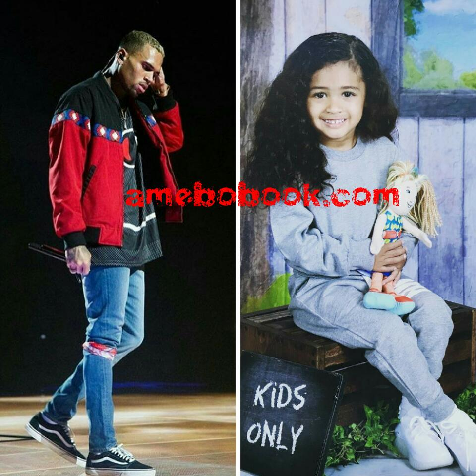 Chris Brown Celebrates Adorable Daughter Royalty As She Turns 3