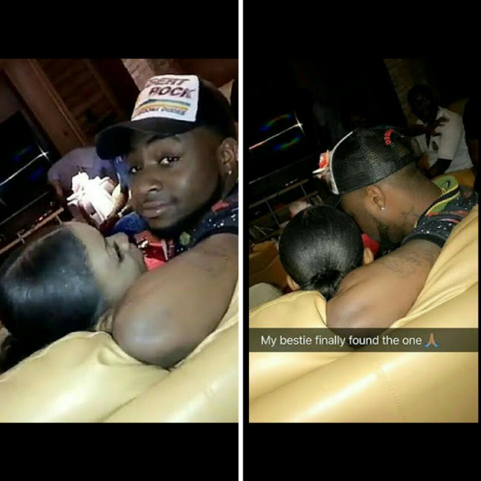 Davido's 2nd Babymama Amanda Threw Shade At The Singer And HIS HOES But Sophia Momodu Fires Back