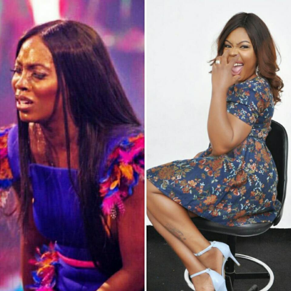 Ghanaians Are Angry With Tiwa Savage For Disrespecting Ghana Flag