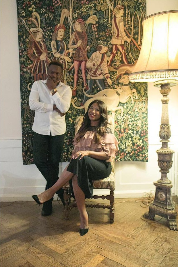 Simi Esiri Celebrates Her Singer Husband Dr Sid On His Birthday 4