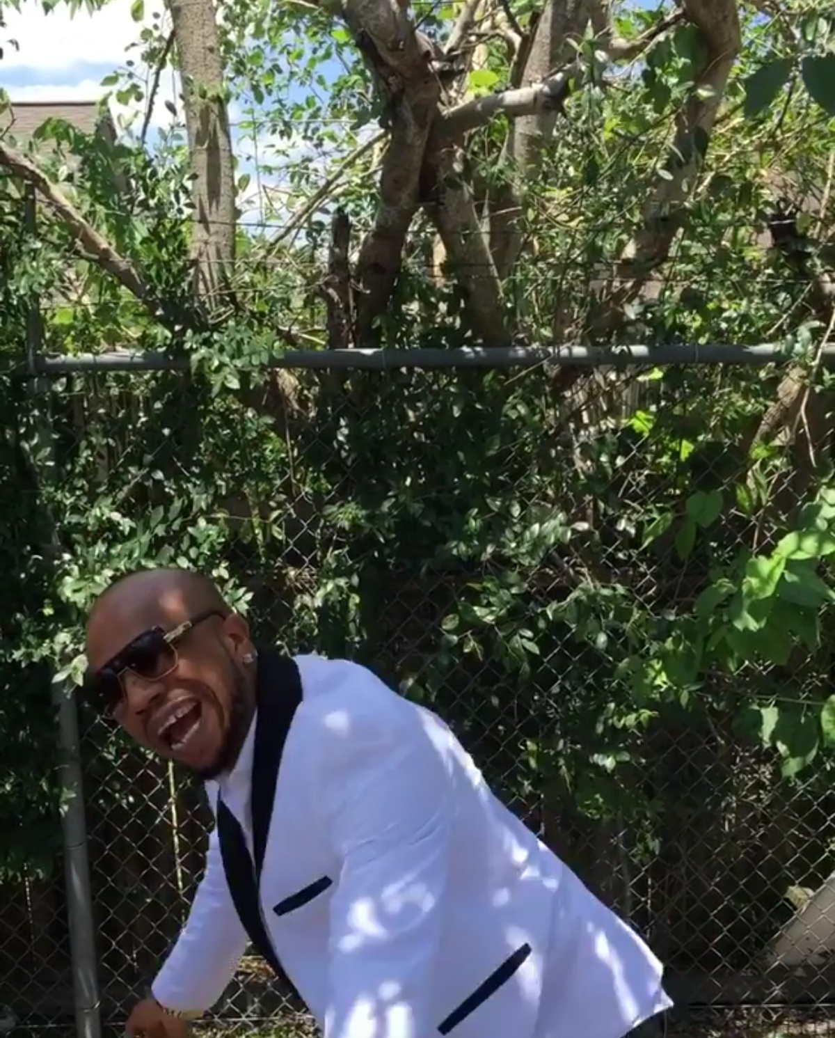 Charles Okocha Has Called Out American Rapper For Stealing His AMO SHINE Dance Step 1