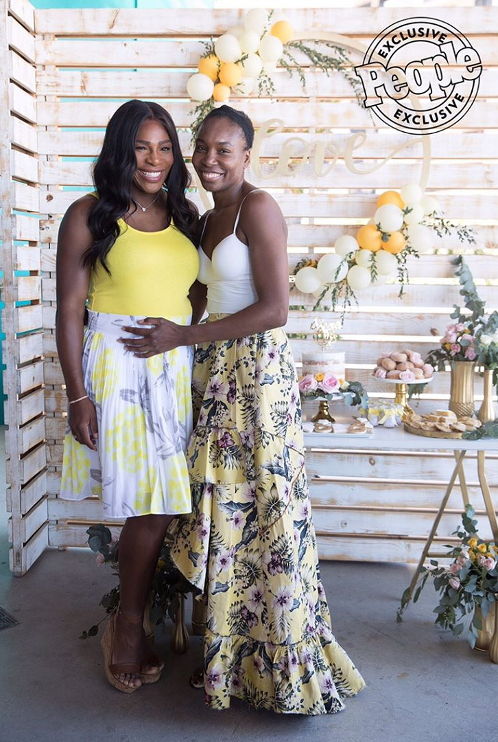 Nacho Average Bride Serena Williams 2-Day Bridal Shower 3