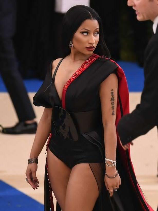 Nicki Minaj 2017 Met Gala 4
