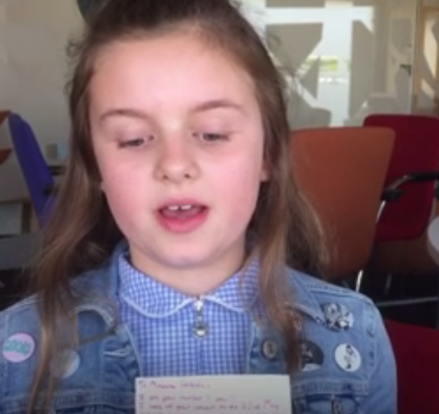 Heartfelt Letter 10-Year-Old Ariana Grande Fan Penned To The Singer Following The Tragic Terror Attack At Her Manchester Arena Concert 4