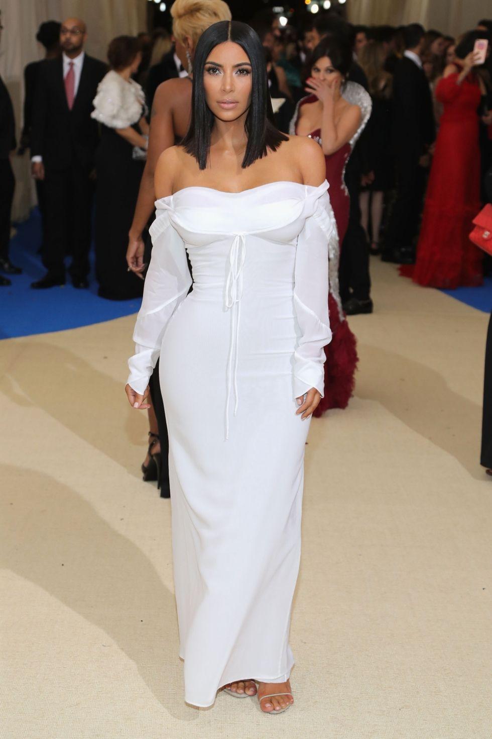 Kim Kardashian 2017 Met Gala 4