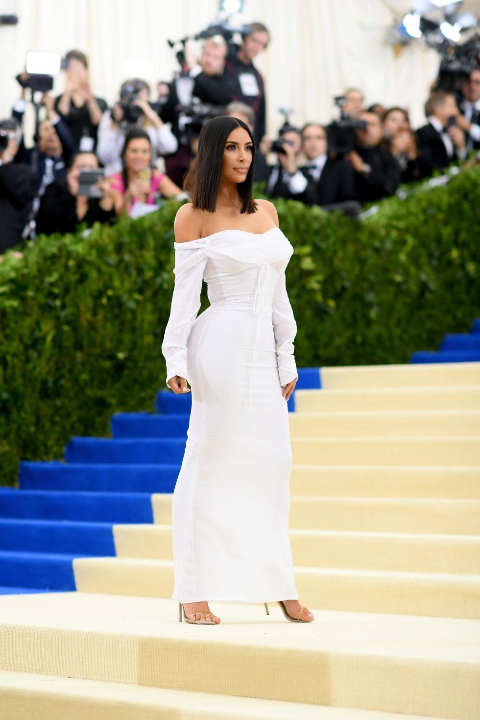 Kim Kardashian 2017 Met Gala 5