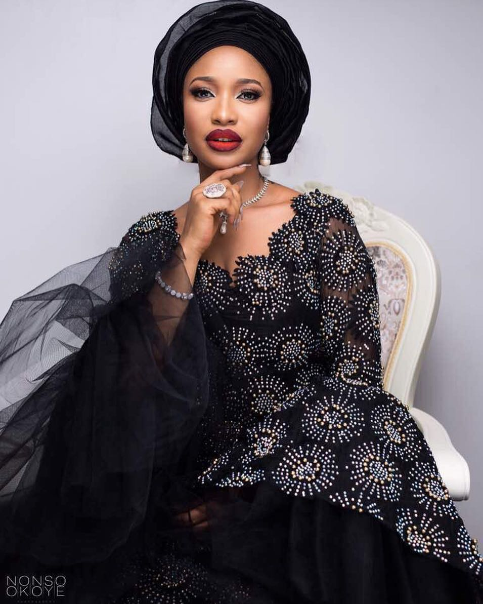 Tonto Dikeh Celebrates Her 32nd Birthday (1)