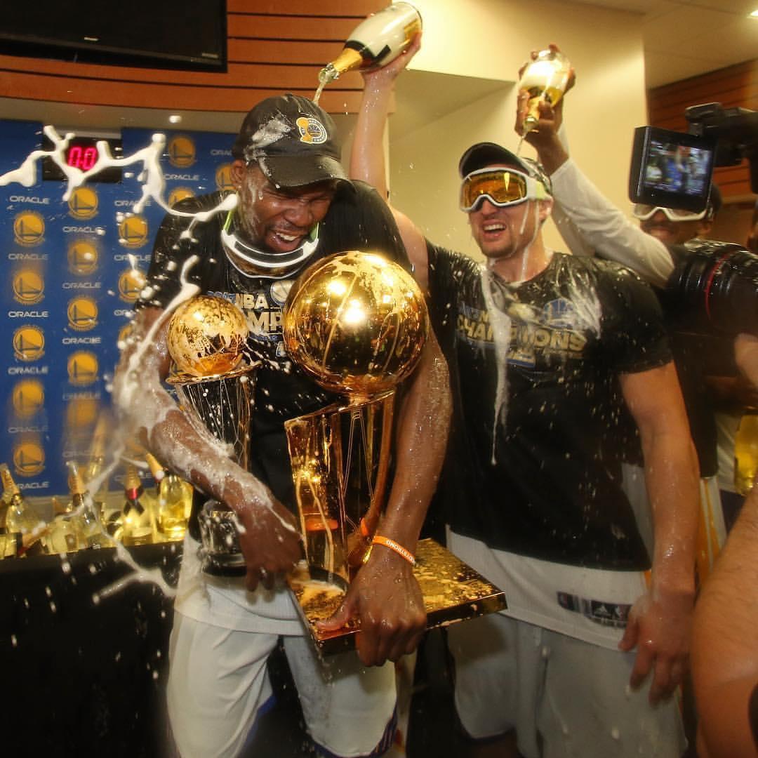 Kevin Durant NBA Finals MVP