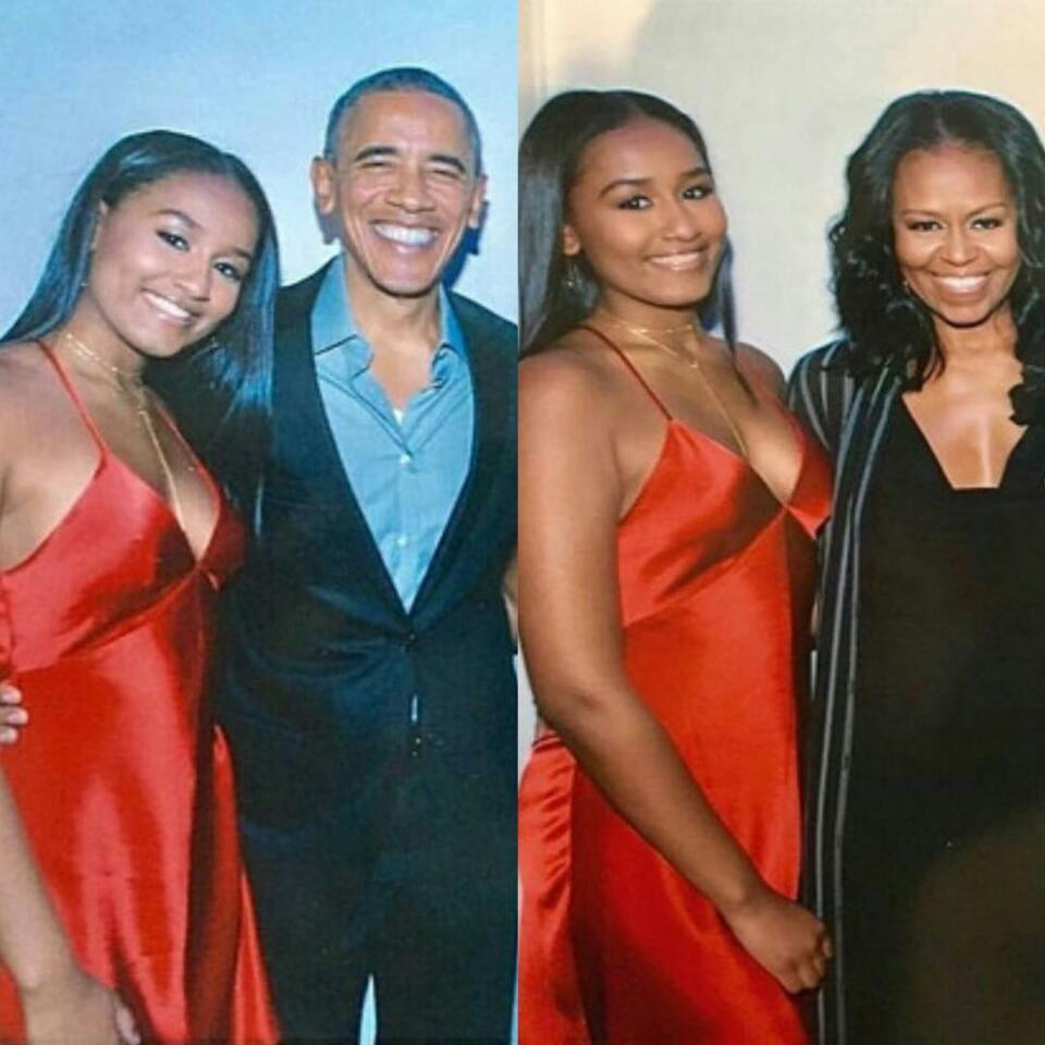 Sasha Obama Celebrates 16th Birthday