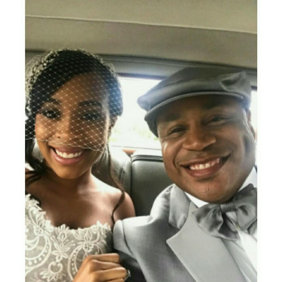 LL Cool J's Eldest Daughter Italia Just Got Married To Lamar Cardinez