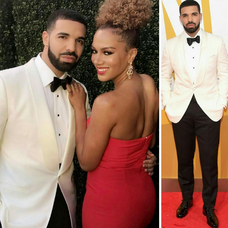 Drake Took Rosalyn Gold-Onwude To NBA Awards
