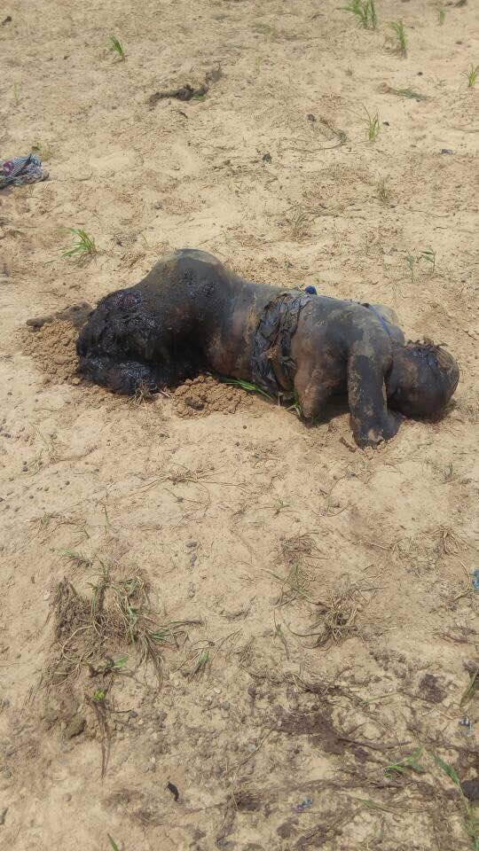 5 Suicide Bombers Who Died Along Mamanti Village In Borno (3)