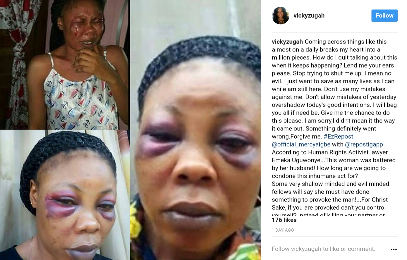 Vicky Zugah Has Apologized For Anal Sex Comments (1)