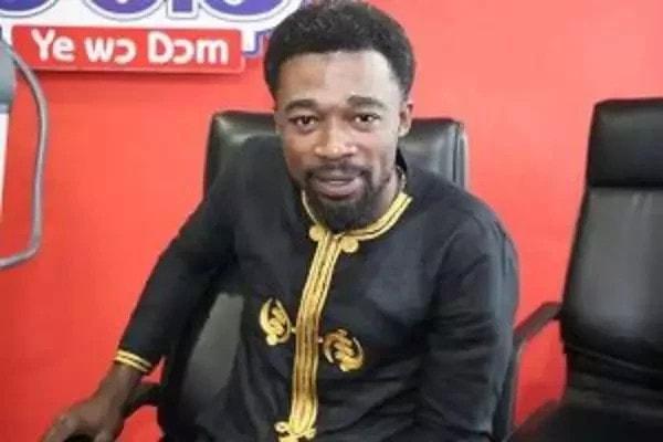 Prophet Bishop Reindolph Oduro Gyebi