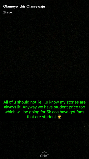 Bobrisky Set To Charge Fans N10K To View His Snaps (3)