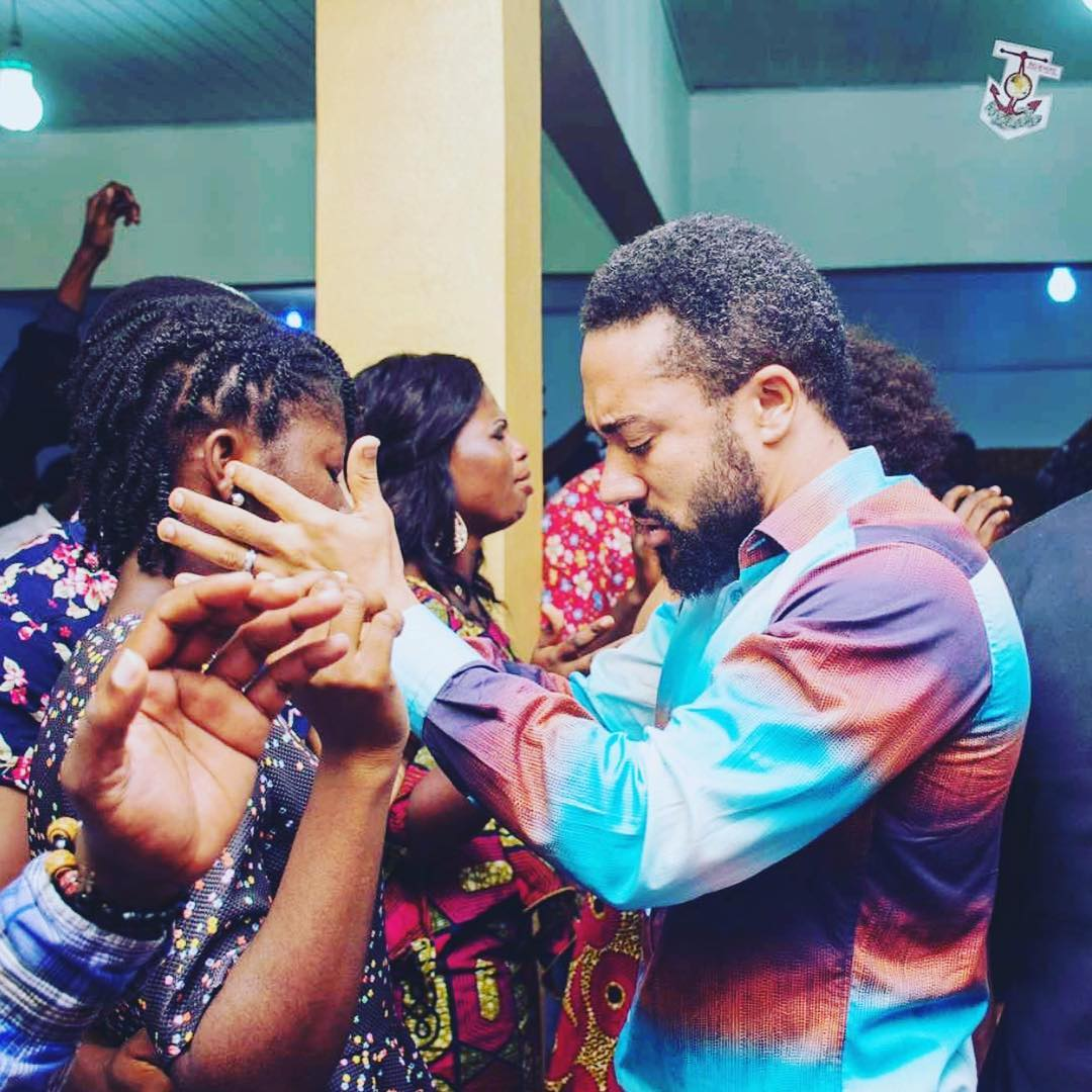 Majid Michel Was Invited To Share The Word of God At The United Nations Stabilization Mission In Congo (2)