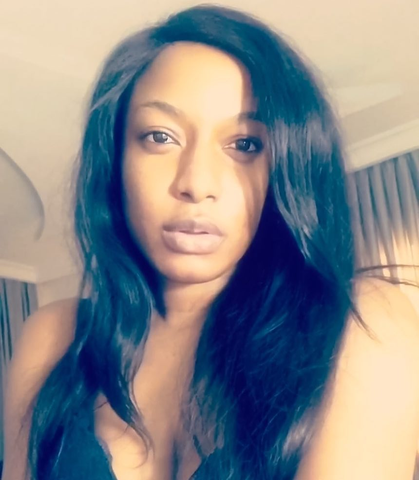 Chika Ike Without Makeup (3)