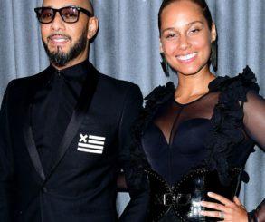 Alicia Keys Pens Heartfelt Note To Her Husband Swizz Beatz