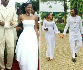 Kanu Nwankwo And Wife Celebrated 14th Wedding Anniversary